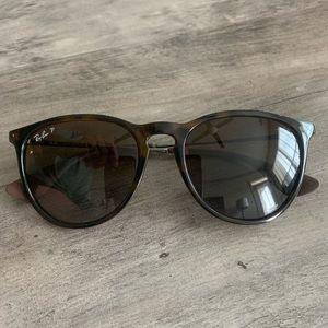 Ray-Ban Polarized Erika Sunglasses